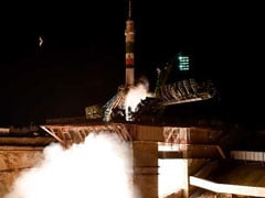Crew From Aborted Soyuz Rocket Dock Safely At ISS