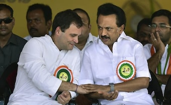 DMK To Allot 25 Seats To Ally Congress For Tamil Nadu Election: Sources