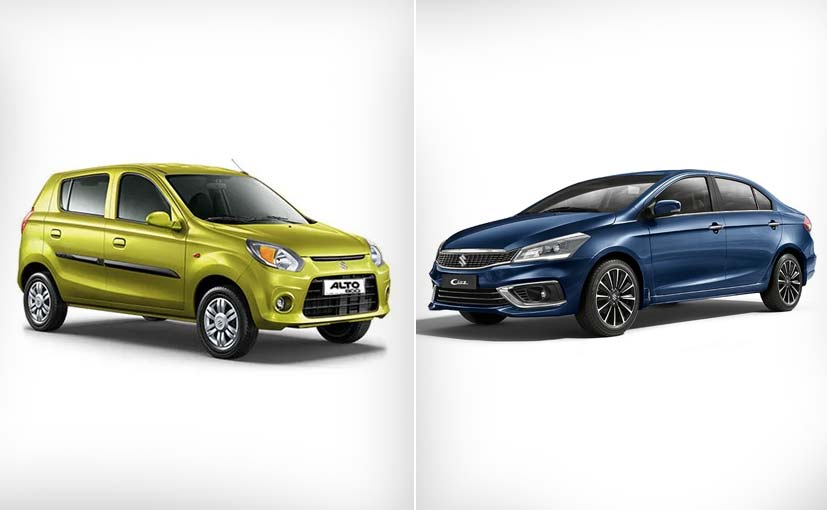 Maruti Suzuki sold a total of 148,682 units in February 2019