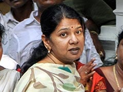 """BJP Destroyed Economy, Secular Fabric Of India"", Says DMK's Kanimozhi"