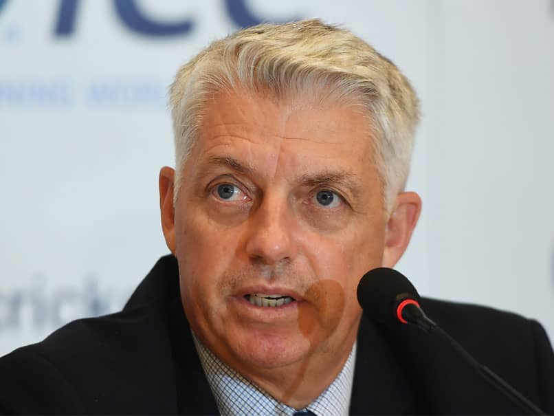 """ICC Not Interfering In IPL, Reports """"Wide Of The Mark"""": Dave Richardson"""