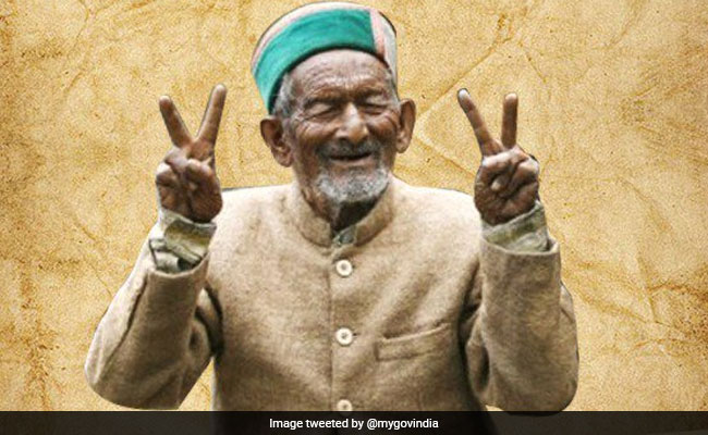 Meet Oldest Indian Voter From Himachal, Part Of Every Election Since 1951