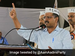 """Understand Difference Between Hindu, Nazi Symbols"": AAP Hits Back At BJP"
