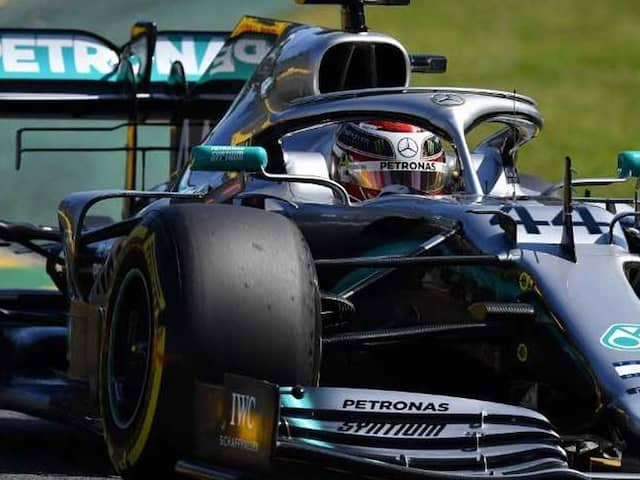 Lewis Hamilton On Top In New F1 Seasons First Exchanges, Ferrari Flatter To Deceive