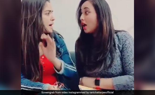 Bhojpuri Cinema: होली पर आम्रापाली दुबे और रानी चटर्जी में हो गई लड़ाई, वायरल हुआ video