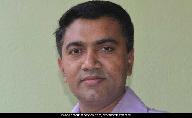 Will Write To PM On Mahadayi River Dispute: Goa Chief Minister