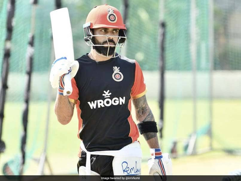 """Cant Wait To Be On Field"": Virat Kohli Back At Chinnaswamy For IPL 2019. See Pictures"