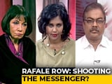 "Video : Centre Says Rafale Documents ""Stolen"": Shooting The Messenger?"