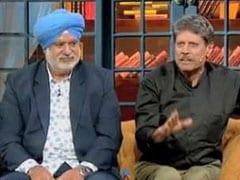 Kapil Sharma के शो में कपिल देव हुए नॉटी, कह गए ये बात…देखें वायरल Video