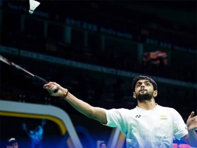 Swiss Open: Sai Praneeth Loses To Chinas Shi Yuqi In Final