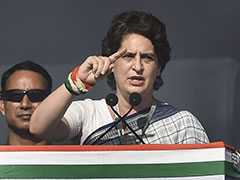 Priyanka Gandhi's First Speech At Congress Rally In PM Modi's Gujarat