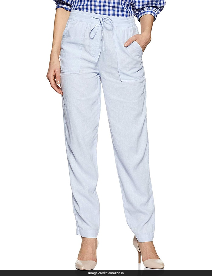 low price attractive colour double coupon 8 Breezy Linen Pants To Stay Trendy Through Summer Of 2019