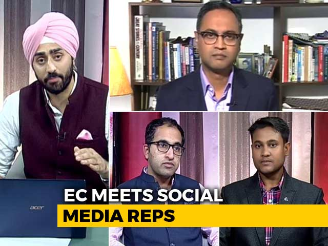 Video : Election Commission's Crackdown Against Fake News