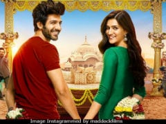<I>Luka Chuppi</i> Movie Review: Kartik Aaryan And Kriti Sanon's Film Plays Hide-And-Seek With Logic