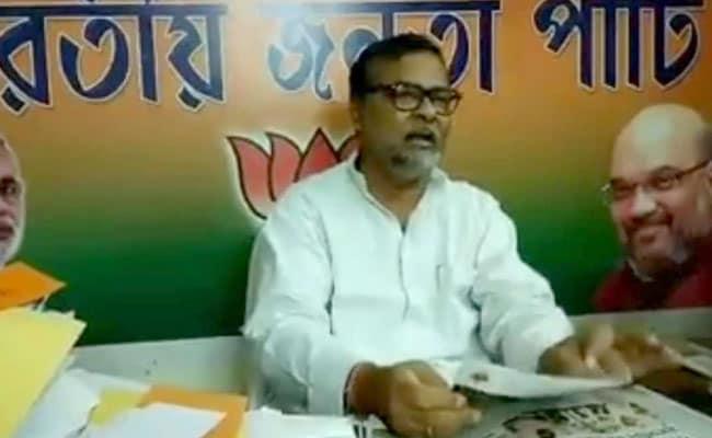 Tripura BJP Vice President Subal Bhowmik Resigns, To Join Congress