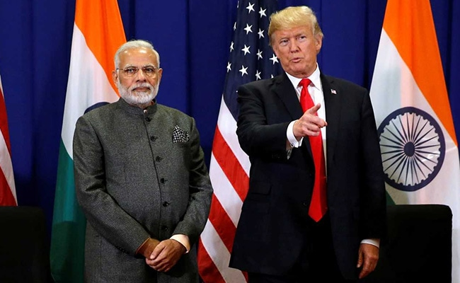 Trump Announces Decision to Revoke India's 'Developing Country' GSP Status