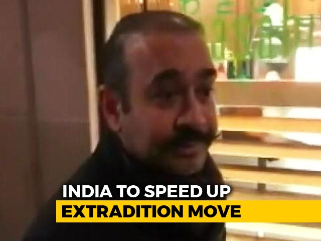 Video : Unlike Vijay Mallya, Probe Agency Hopes For Quick Nirav Modi Extradition