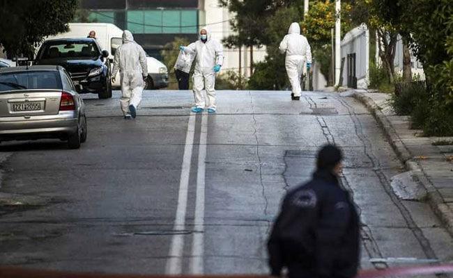 Grenade Blast Outside Russian Consulate In Greece: Police