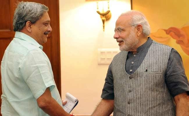 President Kovind, Prime Minister Modi Condole Manohar Parrikar's Death