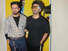 Aparshakti Khuranna On Competition With Brother Ayushmann