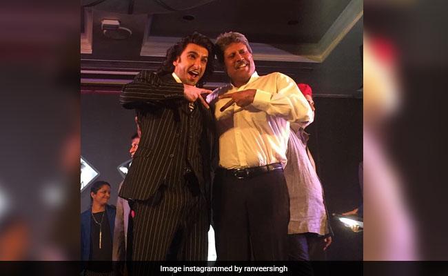 Kapil Dev's Daughter Amiya Joins Ranveer Singh's '83 As Assistant Director