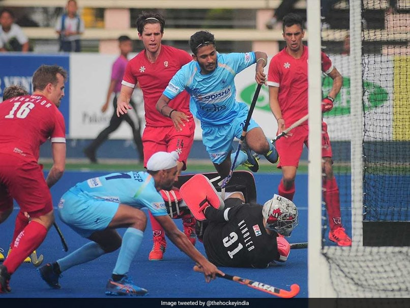 Hockey: India beats Canada 7-3 in Sultan Azlan Shah Cup