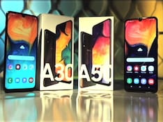 Samsung's A-Game With Its 'A' Series?