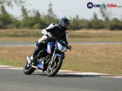 TVS Young Media Racer Program 3.0 - Learning Basics Of Track Riding