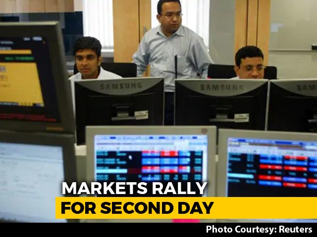 Video : Sensex Rises Over 300 Points, Nifty Above 11,250