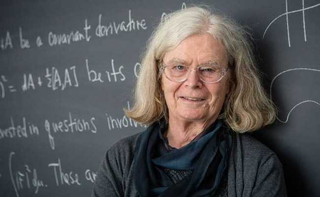 In a first, woman bags Abel Prize for maths