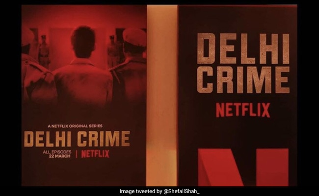 Police Officer, Upset Over 'Delhi Crime' Portrayal, Planning Legal Action