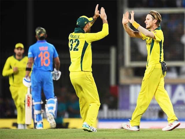 3rd ODI: Virat Kohlis Century In Vain As Australia Beat India By 32 Runs