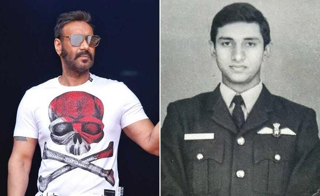 अजय देवगन बनेंगे स्क्वाड्रन लीडर विजय कार्णिक, 300 महिलाओं की मदद से पाकिस्तानी सेना को दी थी टक्कर
