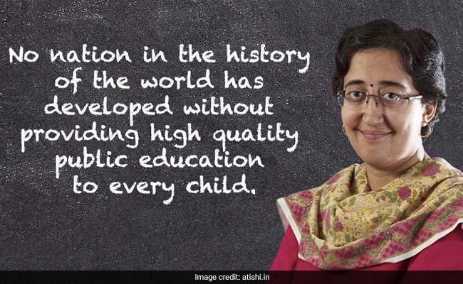 आतिशी: होनहार स्टूडेंट, सफल टीचर, फिर बनीं नेता और बदल दी दिल्ली के सरकारी स्कूलों की तस्वीर