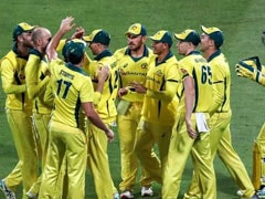 Aaron Finch, Adam Zampa Star As Australia Ease To Series Win Over Pakistan