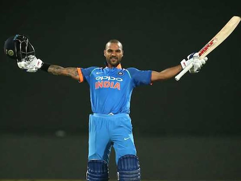"""I Perform Best When I Am Calm"": Shikhar Dhawan"