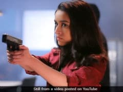 <i>Shades Of Saaho 2</i>: After Prabhas, Meet Shraddha Kapoor