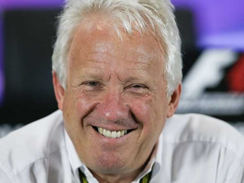 Formula One Race Director Dies Suddenly On Eve Of New Season