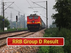 RRB Group D Result Out; Direct Links Here To Check Your Results