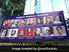 "Mamata Banerjee's Photo Among ""Famous Bengali Legends"" Sparks Outrage On Social Media"