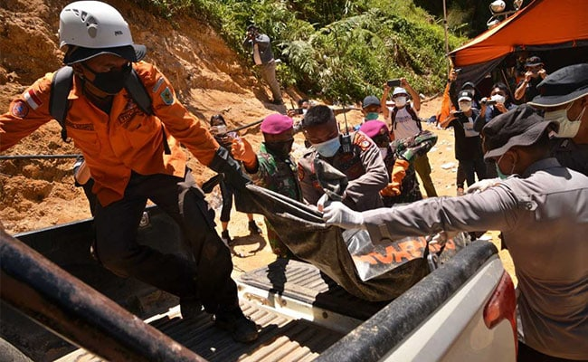 Number Of Dead From Indonesia Mine Collapse Rises To 16