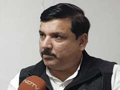 AAP Appoints Sanjay Singh In-Charge For Delhi Assembly Elections