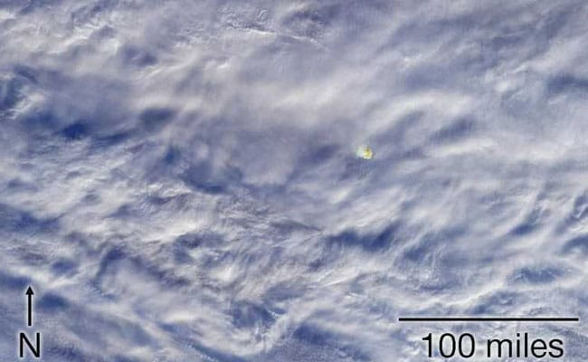 NASA Publishes Images Of The Meteor No One Saw