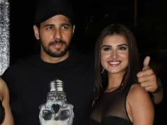 Tara Sutaria And Sidharth Malhotra Party Together