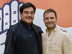 "Joined Congress With Lalu Yadav's ""Permission"", Says Shatrughan Sinha"