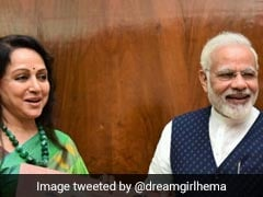 """""""People Will Vote For Me Not Only Because Of Bollywood But..."""": Hema Malini"""