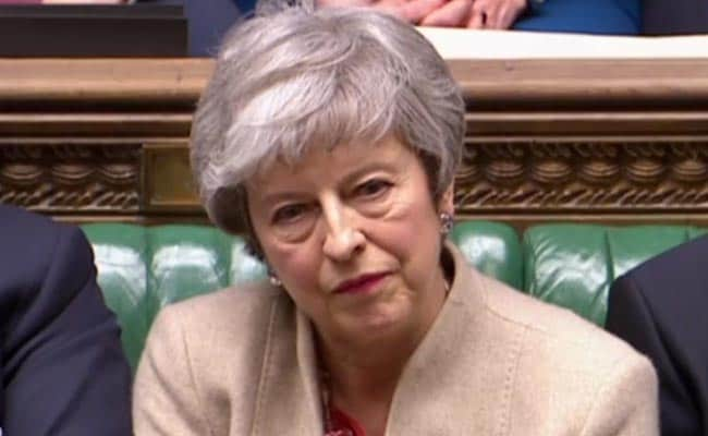 MPs vote against the Prime Minister's divorce deal