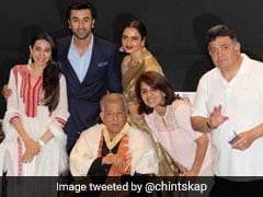 On Shashi Kapoor's Birth Anniversary, Rishi Kapoor Remembers The Legend With Epic Memories