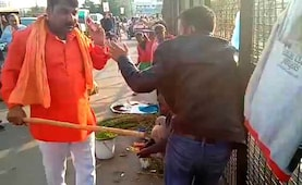 2 Kashmiri Men Thrashed On Busy Lucknow Street, Locals To The Rescue