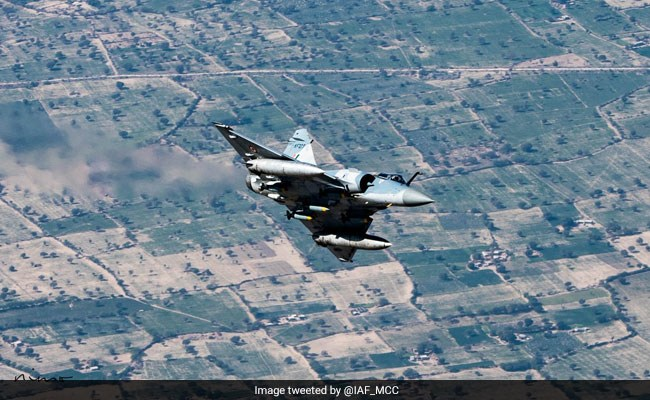After Pulwama, Air Force Had Indication Of Strike Option: Report